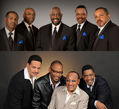 The Temptations & Four Tops