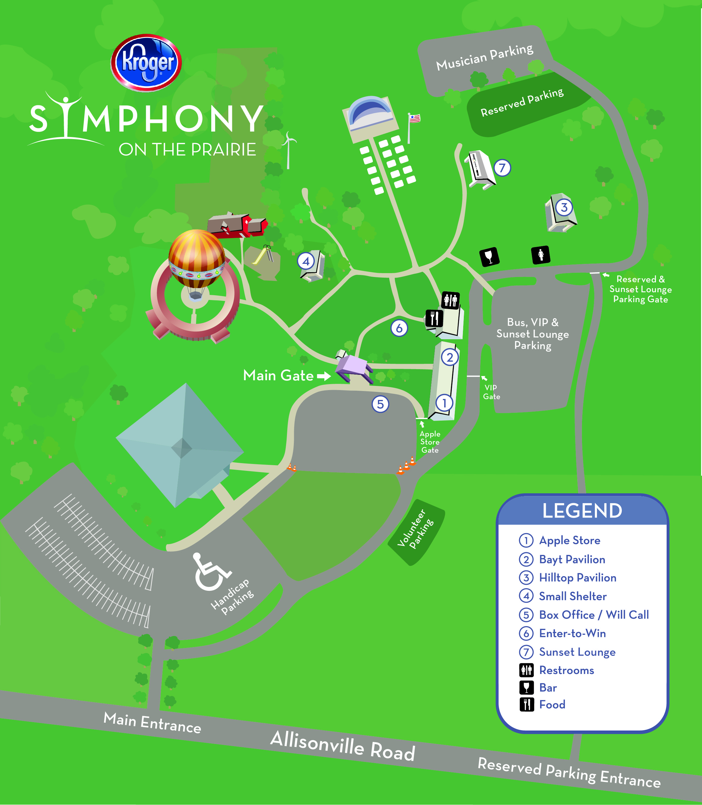 Parking Directions Indianapolis Symphony Orchestra